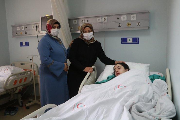 Sivas Ağız ve Diş Sağlığı Hastanesi'nde bir ilk gerçekleştirildi