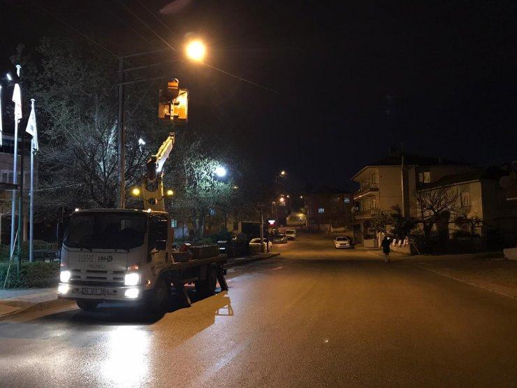 Bursa'da kısıtlamada enerji nöbeti