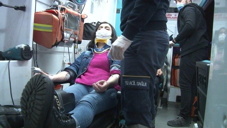 Küçükçekmece TEM Otoyolu'nda zincirleme kaza: 7 yaralı