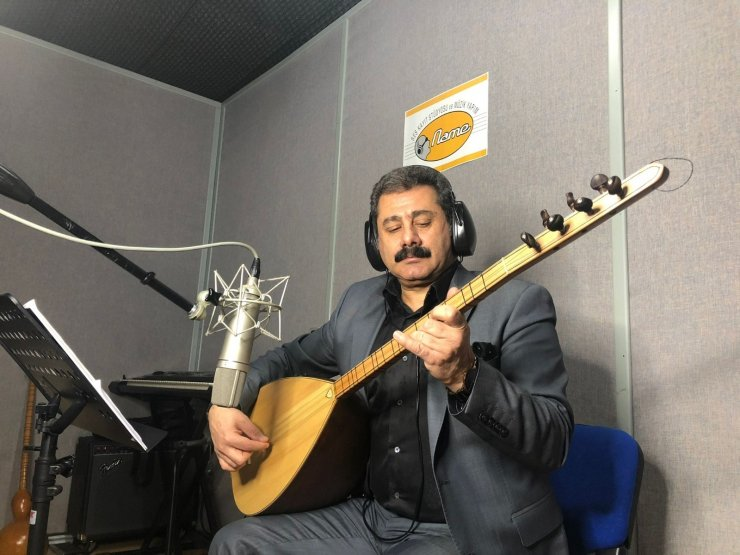 Nurullah Akçayır'dan 'Gönülden Dillenen, Yürekten Dinle'nen bir albüm