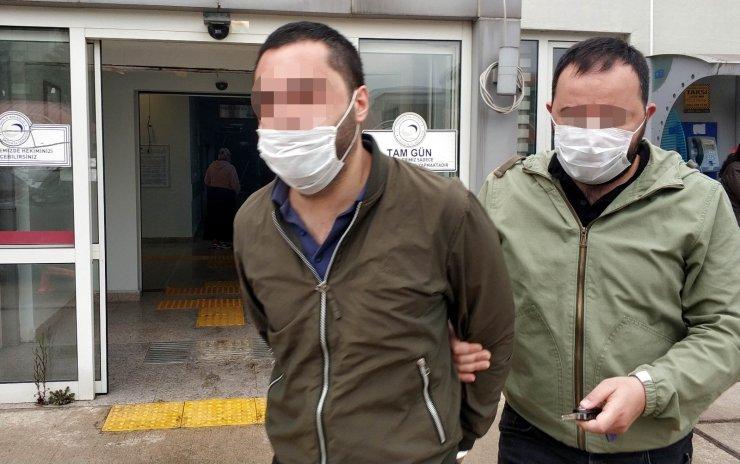 Samsun'da site görevlisini bıçaklayan site sakini tutuklandı