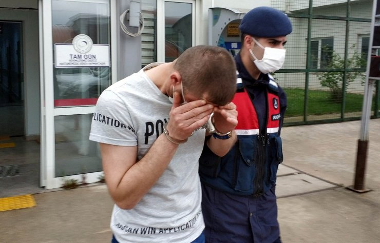 Cezaevinden izinli çıkan şahıs uyuşturucu ticaretinden gözaltına alındı