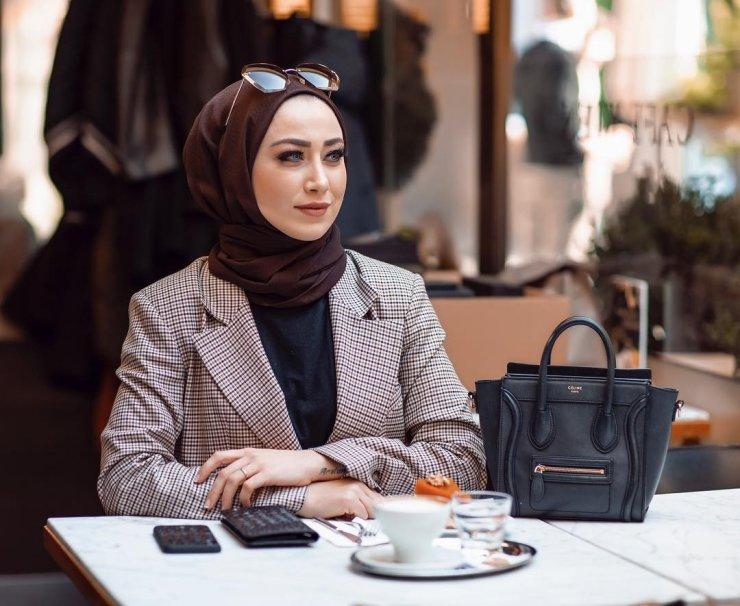 """Seda Aydın: """"Sosyal medyada filtreler gerçek, yaşamlar sahte"""""""