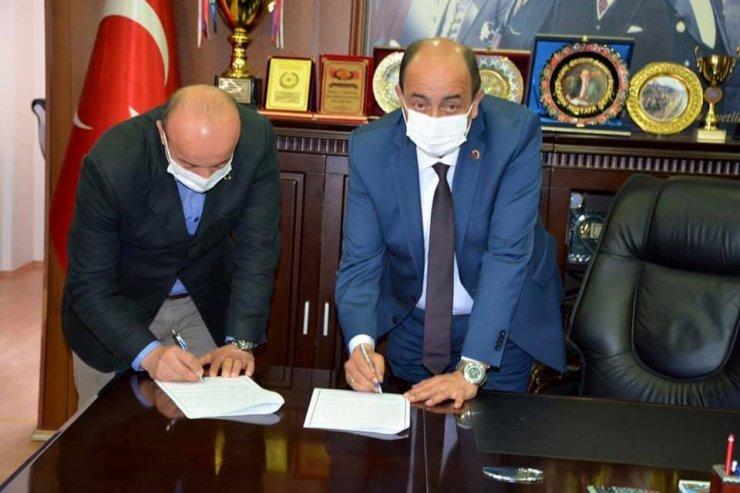 Gülüç'te sosyal denge sözleşmesi imzalandı