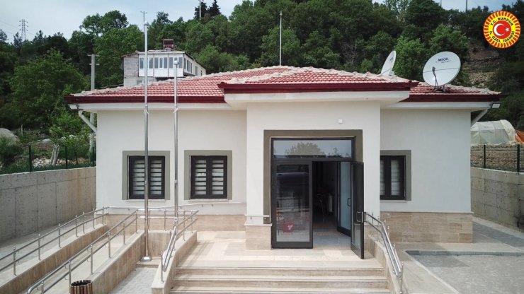 Çamlık Köyü Aile Sağlığı Merkezi inşaatı tamamlandı