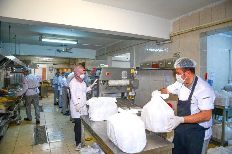 Malatya'da iftar ve sahur yardımları arttı