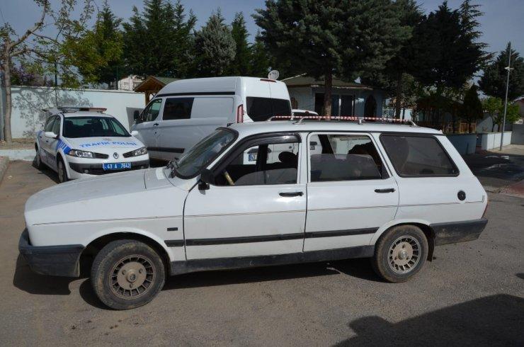 Hayvan ve araç hırsızlığı operasyonunda yakalanan 2 kişi tutuklandı