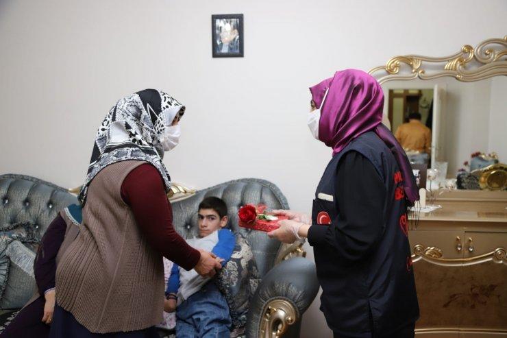 Palandöken Belediyesi'nden Anneler Günü etkinliği