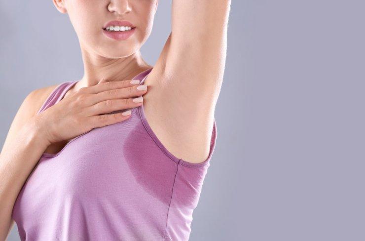 Aşırı terleme tedavisinde 6 etkin yöntem