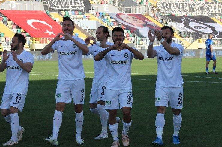 Altay'ı play-off heyecanı sardı