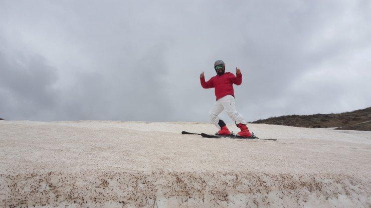 Bitlis'te kayağı 12 aya çıkaracak proje