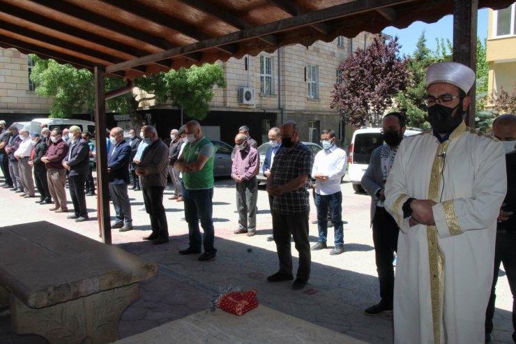 Nevşehir'de Filistin'de şehit düşenler için gıyabi cenaze namazı kılındı