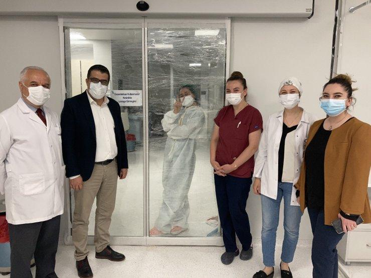 Medicana Sivas Hastanesi Dünya Hemşireler Gününde personellerini unutmadı