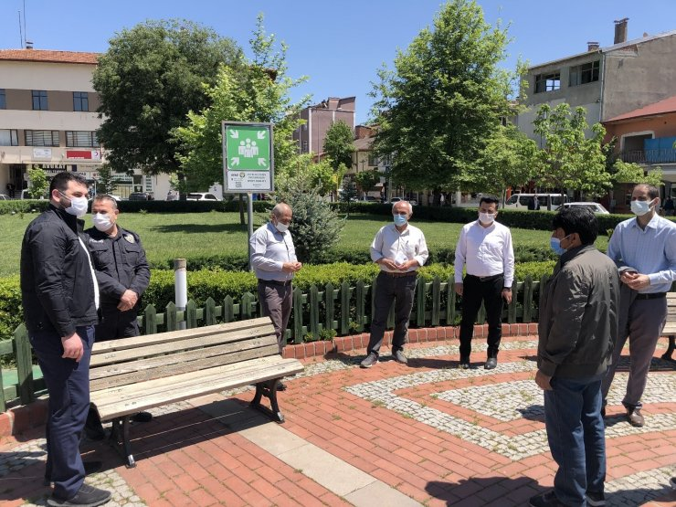 Tokat'taki deprem Amasya'da da hissedildi