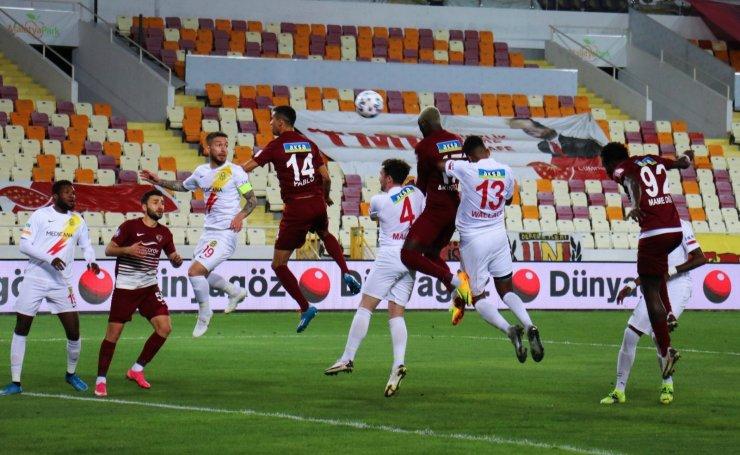 Yeni Malatyaspor, ligdeki 15. beraberliğini aldı