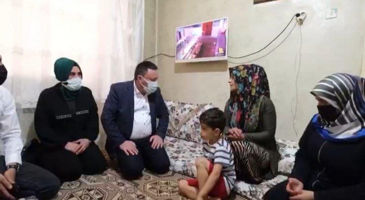 Başkan Beyoğlu, Ramazan ayında da vatandaşların yardımına koştu