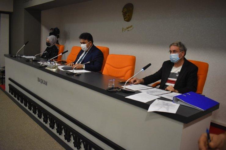 Havran Belediye Meclisi'nden Filistin bildirisi