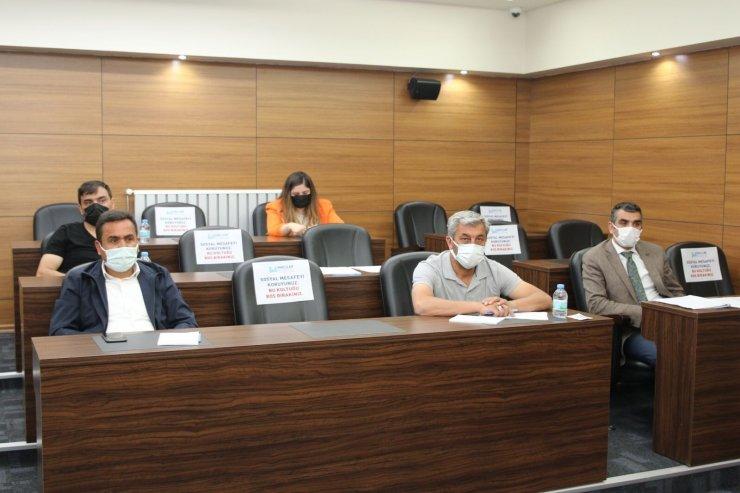 Hacılar Belediyesi Mayıs ayı Meclis Toplantısı yapıldı