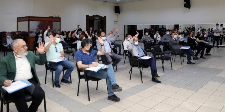 Menteşe Belediye Meclisi'nden İsrail'e kınama