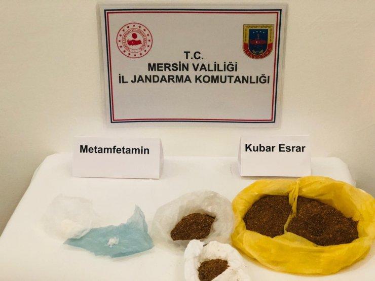 Mersin'deki uyuşturucu operasyonunda 8 kişi gözaltına alındı