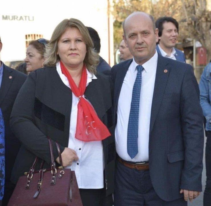MHP Muratlı İlçe Başkanı Tufan'ın acı günü