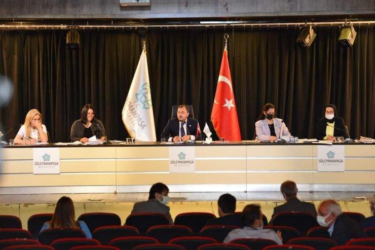 Süleymanpaşa'da kaçak yapıya geçit yok