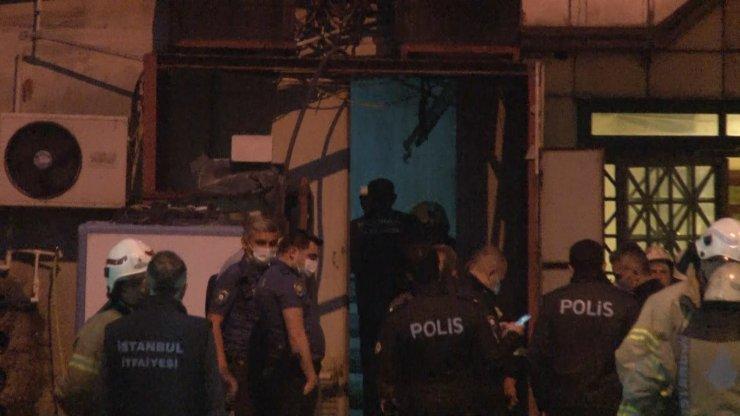 İstanbul Üniversitesi Çapa Tıp Fakültesi'nde yangın paniği