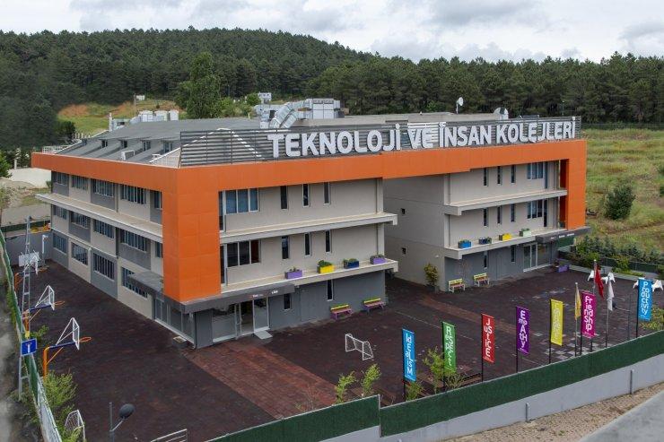 Tink, Teknoloji ve İnsan Kolejleri'nden 'Çoklu Zeka Bursu'