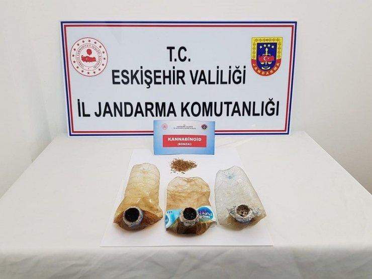 Eskişehir'de uyuşturucu operasyonu: 4 gözaltı