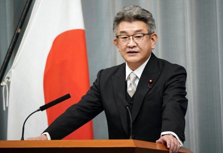 """Japonya hükümetinde """"etik ihlal"""" skandalı"""