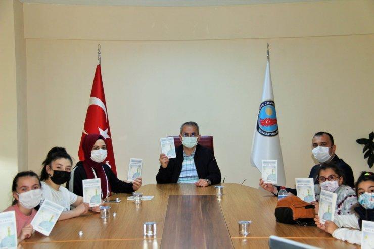 Tosya'da kitap okuma etkinliği düzenlendi