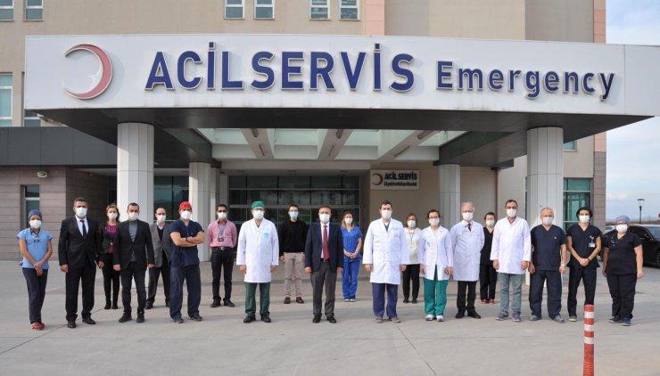 Üniversitesi Hastanesi sağlıkta güven veriyor