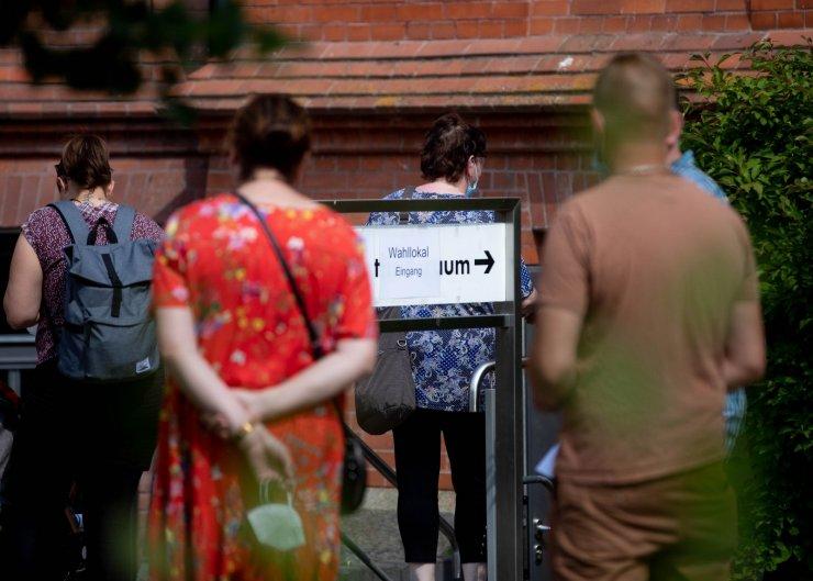 Almanya'da Hristiyan Demokrat Parti, Saksonya-Anhalt eyalet seçimlerini kazandı
