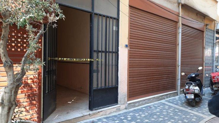 Edremit'te yaşlı adam evinde ölü bulundu