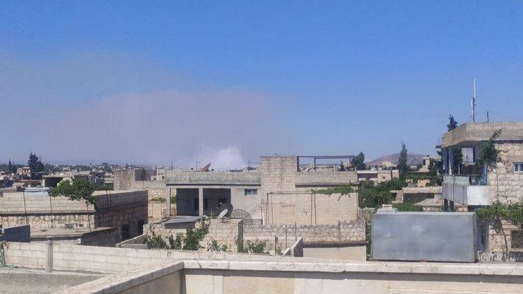 Esad rejiminden İdlib kırsalına topçu saldırısı: 2 ölü, 3 yaralı