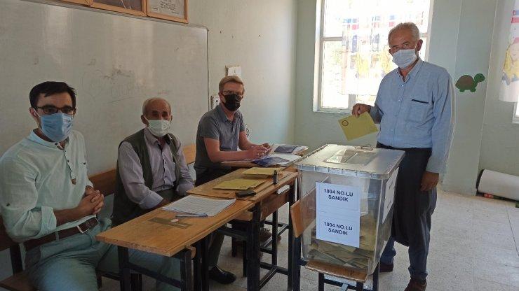 Kahta'daki iki muhtarlık seçimi belli oldu