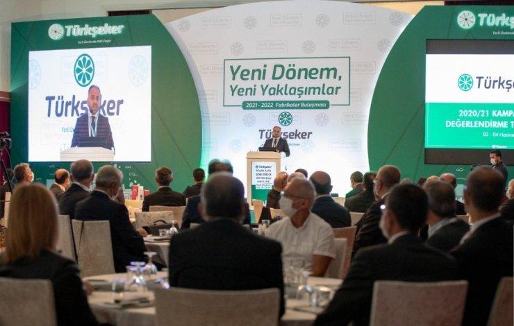 Türkşeker '2021 Fabrikalar Buluşması'nı gerçekleştirdi