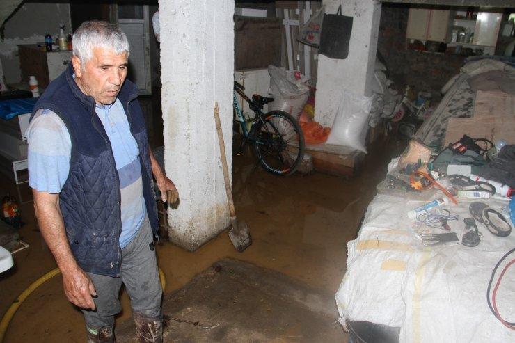 Sel ve dolunun vurduğu Beyşehir'de metrekareye 63,2 kilogram yağış düştü