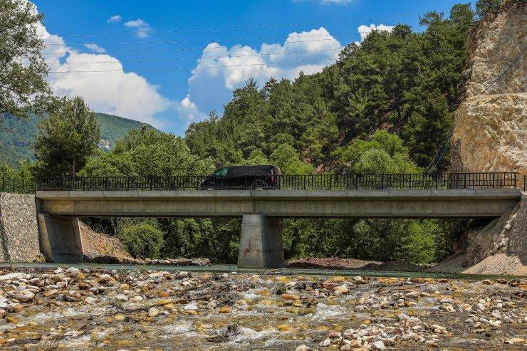 Denizli Büyükşehir asırlık köprü çilesine son verdi