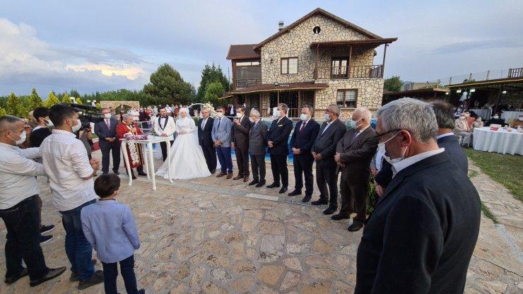 İl Genel Meclis Başkanı Sözen'in mutlu günü