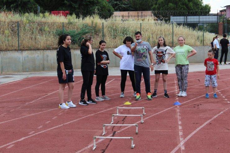 Ücretsiz spor kurslarına yoğun katılım