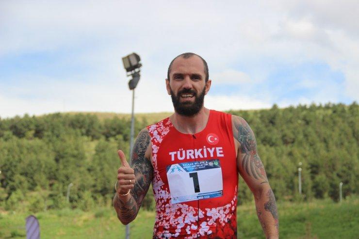 Uluslararası Erzurum Sprint ve Bayrak Kupası rekorlarla sona erdi