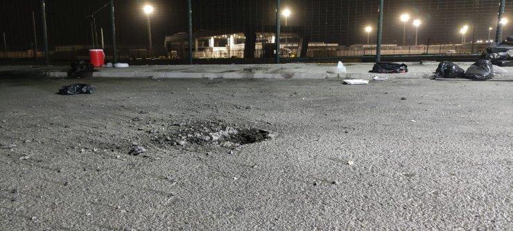 Habur'da tırın dorsesinde patlayıcı düzenek bulundu