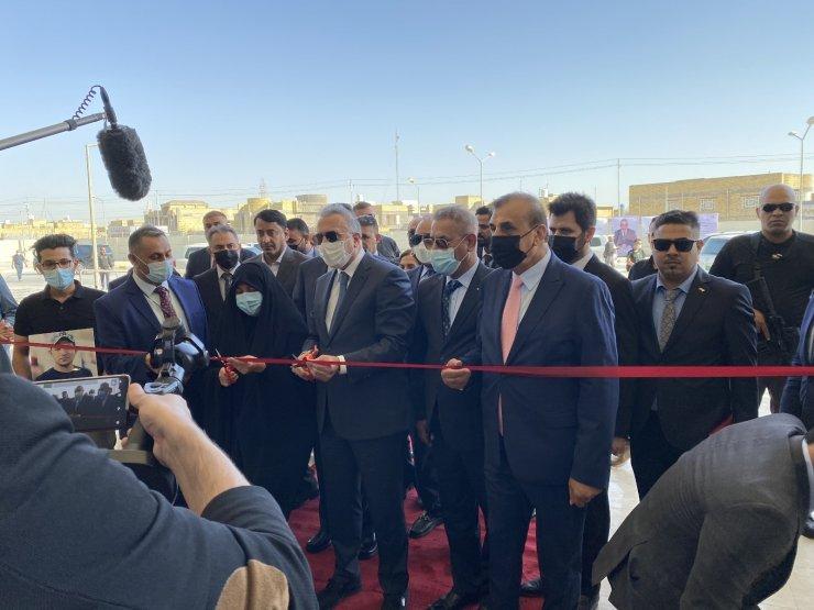 Universal Acarsan'ın Irak'ta inşa ettiği hastanelerden altıncısı hizmete açıldı