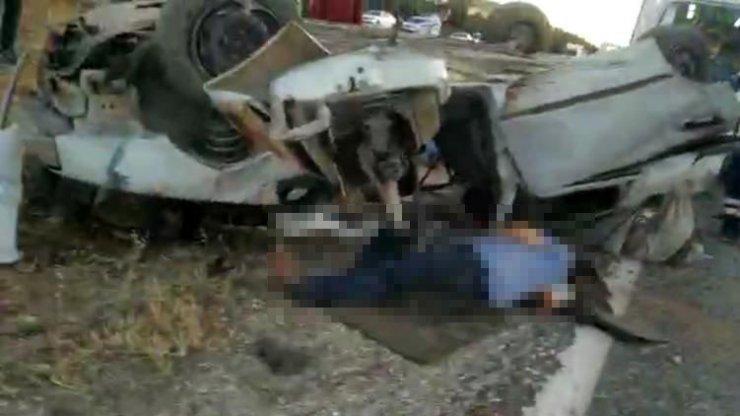 Gaziantep'te feci trafik kazası: 3 ölü, 3 yaralı
