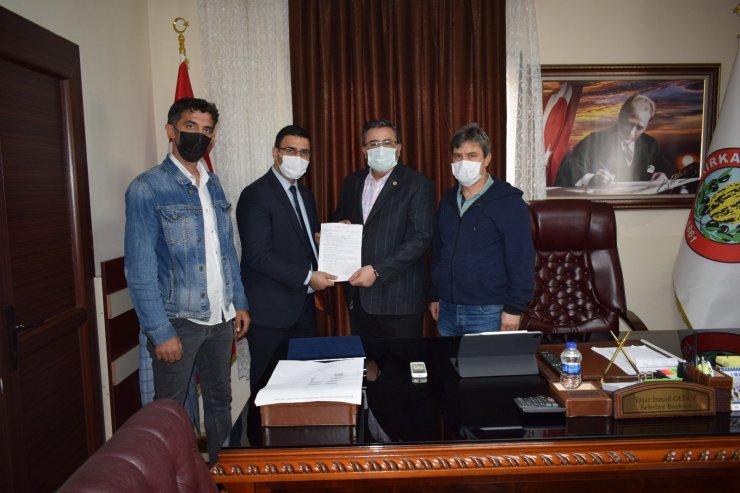 Kırkağaç Belediyesi ile Hizmet İş Sendikası arasında toplu iş sözleşmesi imzalandı