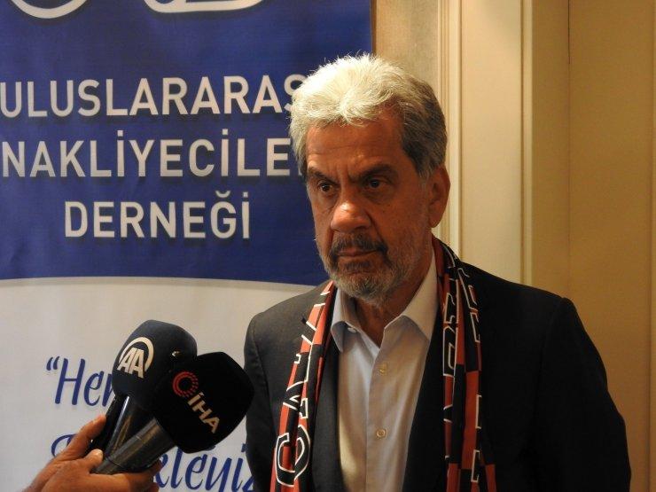 Uluslararası nakliyeciler Gaziantep'te buluştu