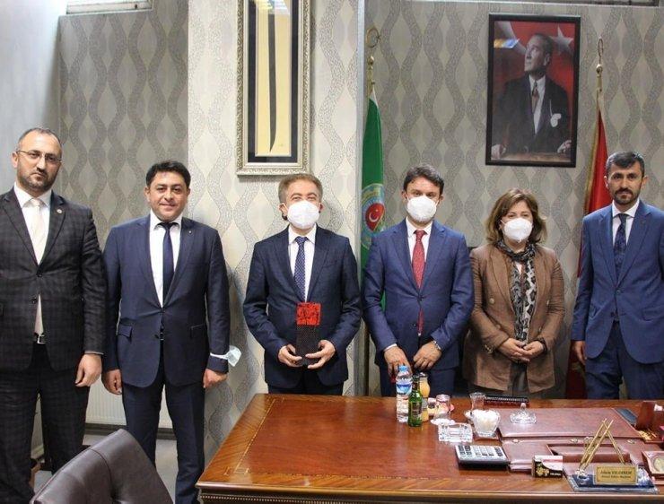 TARSİM'den Erzurum'a ziyaret
