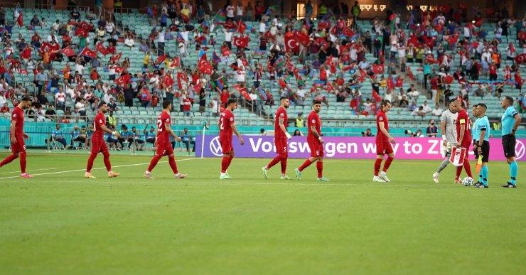 2020 Avrupa Futbol Şampiyonası: Türkiye: 0 - Galler: 0 (Maç devam ediyor)