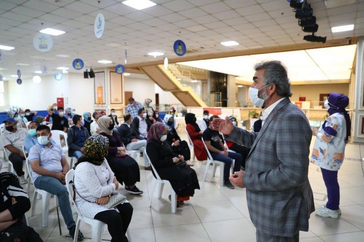 Bağcılar'da İstanbul Havalimanı için temizlik personeli alımına yoğun ilgi